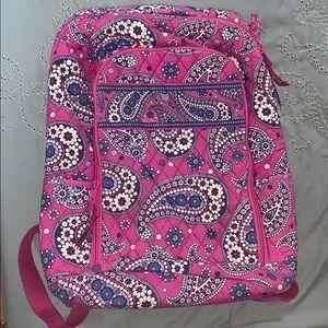 VERA BRADLEY — classic laptop backpack